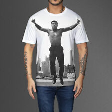 Muhammed Ali Heavyweight Jumpman T-Shirt Cassius Clay Legend