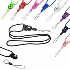 Fashion Detachable Neck Strap Lanyard for Cellphone Key Chain MP3 Camera Wii PSP