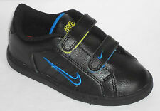 NEW NIKE INFANT BOYS TRAINERS  COURT TRADITION PLUS  SIZE UK 3 - 5