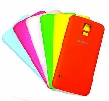 New Color Leather Design Housing Battery Door Back Panel for Samsung Galaxy S5
