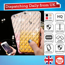 Luxury Crystal Shiny Star Diamond Bling Gel Case TPU Cover For Apple Iphone 6s +