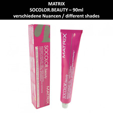 Matrix - SoColor.beauty permanente Haar Farbe Färbemittel - Coloration - 90ml