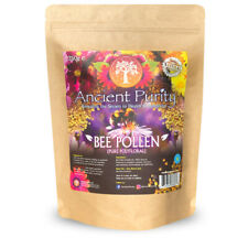 Bee Pollen 500g pouch/bag (organic polyfloral natural superfood)