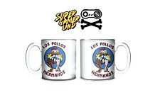 BREAKING BAD TAZA SERIES HEISENBERG POLLOS HERMANOS  MUG