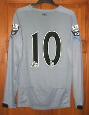 Authentic Newcastle United 2014/15 Away Shirt U21 PLAYER ISSUE L/S Adult L RARE