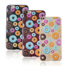 PC Frame and TPU Shiny Doughnut Shape Case Cover for iphone 6plus 3 Colors