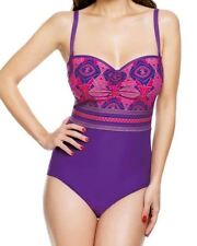 Panache Swimwear Savannah Padded Swimsuit SW0780 Gypsy Print