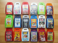 Top Trumps & Bottom Trumps Used - Pick Your Pack
