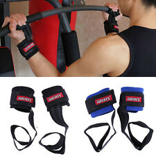Weight Lifting Wrist Wraps Fitness Wrist Bar Straps Support Bandage Gym Straps