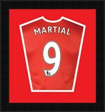 Framing signed shirt Any Size - Red Mount