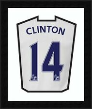 Rugby Football Cricket Shirt Framing - White Mount