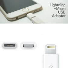 Micro USB 5 Pin to 8 Pin Adapter Samsung to Apple Lightning Adapter