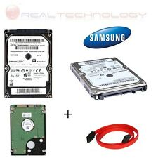 "HARD DISK INTERNO 2,5"" 160GB-500GB-1TB GB SATA NOTEBOOK PC SEAGATE +CAVO SATA"
