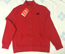 THE NORTH FACE MEN'S FULL ZIP COTTON TRACK TOP JACKET SIZE. XL