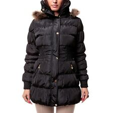 DAMEN JACKEN STEPPJACKEN WINTERJACKEN WINTER MANTEL STEPPMANTEL PARKA NEU