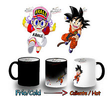 TAZA MAGICA ARALE Y GOKU DRAGON BALL MAGIC MUG tasse es