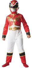 DEGUISEMENT POWER RANGER ROUGE MEGA FORCE - CS886667 -