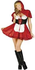 Red Riding Hood By Classified Fairy Tale Fancy Dress Wolf Forest Adult Sexy