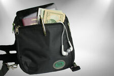 Neck Bag & Side Bag - Travel Safe, Pouch, Holiday, Security passport MONEY SAFE