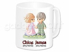 Personalised Gift Romantic Love Couple Mug Valentines Anniversary Birthday #4