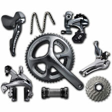 Shimano Ultegra 6800 11 speed Compact Groupset - Grey - Cycling Components