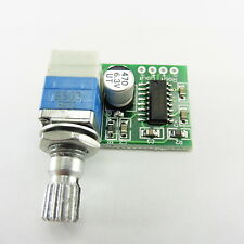 2 * 3W Class D PAM8403 Mini Digital Amplifier Module Board Volume POT 313