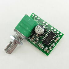 PAM8403 2 * 3W Class D with Switch POT Mini Digital Amplifier Module Board