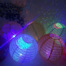 Flower Hollow Paper Hanging Lanterns Wedding Party Home Decoration