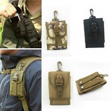 Waterproof Tactical Bag Mobile Phone Belt Loop Hook Case Pouch Holster - 3 Color
