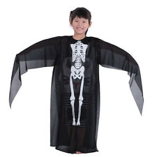 Unisex Ghost Skull Skeleton Clothes Halloween Cosplay Costume Party Supplies