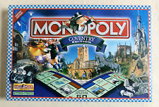 Coventry Monopoly Board Game - Limited Edition Collectors Item