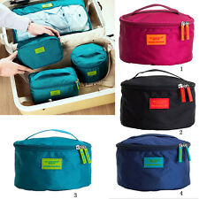 M Square Waterproof Nylon Storage Pouch Travel Bag Organizer Travel Accessories
