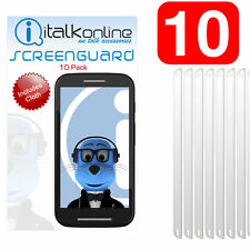 10 Pack LCD Screen Protector Guard for LG G4 H815