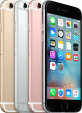 Apple iPhone 6S 128GB (FACTORY UNLOCKED) Space Gray, Silver, Gold, Rose Gold