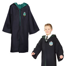 Cosplay Disfraz Traje de Harry Potter Serpeverde S M para Niños Adulto Halloween