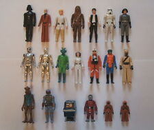 Vintage Star Wars Incomplete A New Hope Figures - Original - Choose Your Own