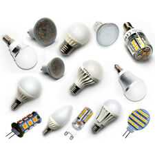 BLUETECH® High-Power-SMD-LED Lampen-warmweiß - GU10,MR 16 E14, E27, G4, G9 - A++