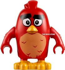 LEGO THE ANGRY BIRDS MOVIE - RED FIGURE + FREE GIFT - FAST - BEST PRICE - NEW