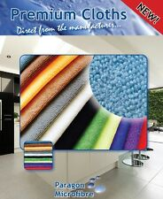 RED Microfibre Cleaning Cloth-40X40 X10Car Cleaning House Cleaning Body Cloth