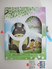 My Neighbour Totoro Notebook Anime Studio Ghibli Lock Box Notepad Diary Journal
