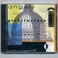 'ANGELS IN THE ARCHITECTURE' CD: BRIAN ENO, BUDD, FRIPP, PENGUIN CAFE ORCHESTRA