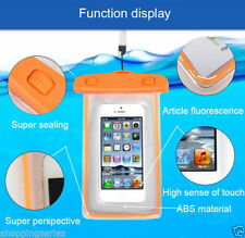 Universal Underwater Waterproof Pouch Bag Pack Case For Mobile Phone