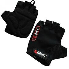 Outdoor Racing Cycling Bike Bicycle Unisex Gel Half Finger Gloves S/M/L/XL/XXL