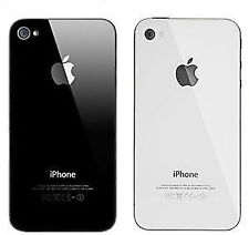 Back Glass Rear Plate Panel For iPhone 4 / 4S