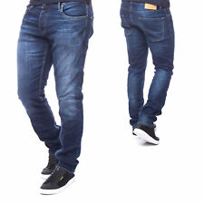 Jack & Jones Jeans JJITIM JJORIGINAL AM 012 LID NOOS Herren Denim Slim Fit Blau