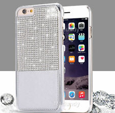 Luxury Bling Glitter Crystal Leather Case Diamond Sparkle Cover For Iphone 6 6s