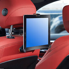 Tablet Computer Car Headrest Mount Holder iPad Kindle Nexus Android Display New