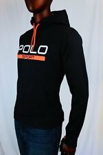 POLO Sport Ralph Lauren Performance Black Hoodie~ NWT~