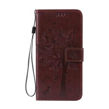PU Leather Wallet Cards Holder Stand Case Cover Flip For iPhone 6s/ 6s plus