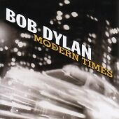 BOB DYLAN 'MODERN TIMES' LIMITED EDITION HARDBACK DIGIBOOK CD & DVD - EXCELLENT